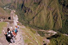 Definitely on our bucket list. Machu Picchu or bust!