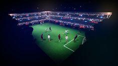 En Novembre 2015, Adidas donnait un spectaculaire coup d'envoi de l'Euro 2016 avec une initiative des plus insolites : la création du premier stade de football digital ! Pendant 2 jours, la Future Arena a donné aux jeunes footballeurs la chance de vivre une expérience de jeu inédite : jouer dans un stade virtuel de 50 000 personnes.  Ce dispositif, dont Ubi Bene a confié la conception et la réalisation à Superbien, permettait de faire réagir la foule en temps réel en fonction des actions des…