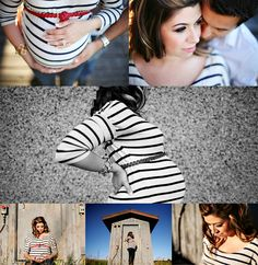 Textures & Stripes: lifestyle pinksugar maternity! love!