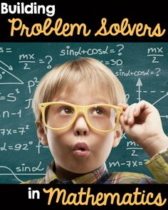 Why Problem Solving is Essential to Math Success - Today's student sees word multi step word problems beginning in second grade. By 3rd and 4th grade, the Common Core expectation is that they can solve two step story problems all the time. Check out these quick tips to build strategies and skills to help students attack word problems.