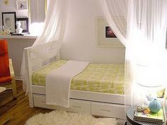 Bedroom : Diy Canopy Small Bed Awesome Decoration of DIY Canopy ...