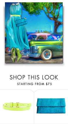 """""""Cars! - Contest!"""" by asia-12 ❤ liked on Polyvore featuring Matthew Williamson, Saveén and Bloomingdale's"""