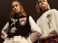 Carven SS17 Paris womenswear backstage Dazed