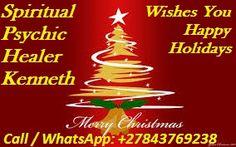 Christmas Holiday Psychic Spells