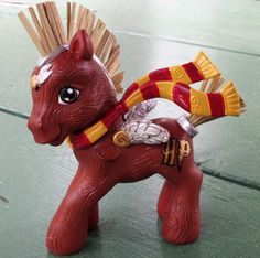 12 Harry Potter My Little Ponies