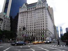 A Central Park et la Cinquième Avenue, vous trouverez l'Hôtel Plaza et vous tomberez sur de ne pas le célèbre magasin de jouets FAO Schwartz en vedette dans Home Alone 2: Lost in New York.