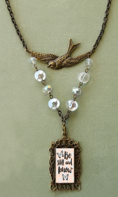 Miley Necklace $24 http://www.plunderdesign.com/cindykostelecky