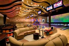 Project Name/Location: iPic Glendale/ Bayshore, Wisconsin, USA Client: iPic Theatres Open: 2007 Sims 4 Restaurant, Hangout Room, Cafe Interior, Interior Design, Lounge Areas, Home Entertainment, Home Automation, Cool Rooms, Kid Spaces