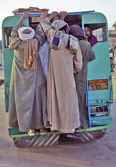 Egypt - Carpooling in Cairo Religions Du Monde, Cultures Du Monde, Life In Egypt, Modern Egypt, Valley Of The Kings, Nile River, Egypt Travel, Cairo Egypt, Egyptian Art