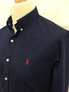 £33 #RalphLauren #Mens #Shirt Medium #Slim Fit #menswear #mensfashion #shopify #macmenswear