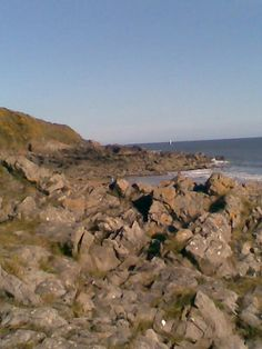 Welsh rocks