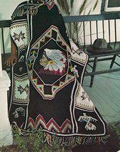 Buy indian blanket crochet 19 items on Bonanza