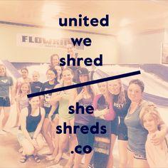 United we shred!