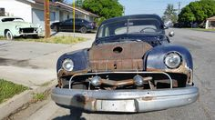 Custom four door Lincoln/Merc - pic 2