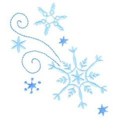 Snow Flakes Clip Art | thankful for friends and family and this season set aside for ...