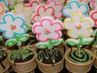 מתכון לעציץ מתוק | יצירה מתוקה לילדים | מתכונים שילדים יכולים להכין -לגדול • Ligdol