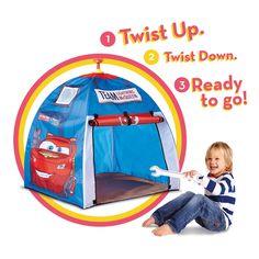 Cabaña de tela Cars. 203CCA, IndalChess.com Tienda de juguetes online y juegos de jardin
