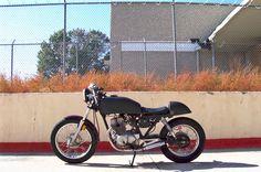 From a 1993 Honda CB250 Nighthawk