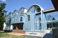 SPA ecologic finantat prin REGIO Ema, Mansions, House Styles, Home Decor, Houses, Decoration Home, Manor Houses, Room Decor, Villas