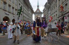 Berne, Switzerland, Street View, People, Photography, Carnival, Photograph, Fotografie, Photo Shoot