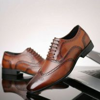 Details about  /38-47 Mens Dress Formal Business Shoes Pointy Toe Oxfords Work Office Lace up L