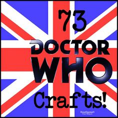73 items of coolness.. Doctor Who