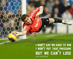 inspirational and motivational soccer quotes on winning and losing.