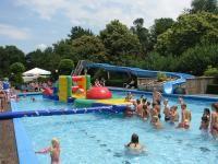 Camping Bosgraaf - Gelderland - Lieren - zwembad, aan rand Veluwe, goede reviews