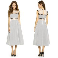 Lucille dress by Self Portrait worn by Marisol in Devious Maids