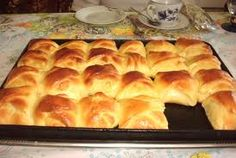 Romanian Food, Romanian Recipes, Pastry And Bakery, Hot Dog Buns, Cooking Recipes, Bread, Healthy, Sweet Dreams, Knits