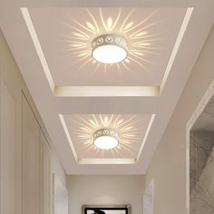 Lighting design interior Decorative Modern Led Ceiling Light Here we come with a super seller produc House Ceiling Design, Ceiling Design Living Room, Bedroom False Ceiling Design, Ceiling Light Design, Home Ceiling, Ceiling Ideas, Living Room Lighting Ceiling, Home Lighting Design, Ceiling Decor