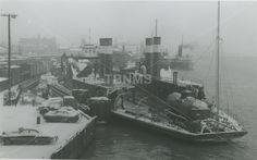 Great Lakes Maritime Database: LANSDOWNE; 1884; Car Ferry (Rail ...