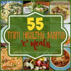Trim Healthy Mama Series – 10 Week Wrap-Up