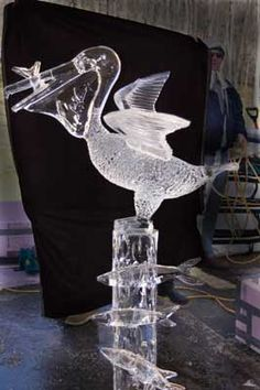 incredible ice sculptures - Google Search