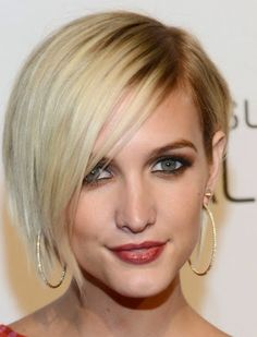 Image result for asymmetrical pixie cut 2016