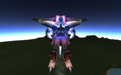 Fully Operational Kerbal Gundam