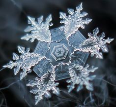 Snowflake by Alexey Kljatov