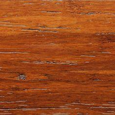 Bambuzit Flooring - Coral (distressed)