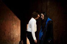 Dans cette pièce de Koltès, deux personnages s'affrontent autour d'un accord indicible, le désir