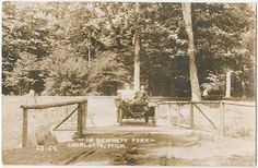 Bennett Park, Charlotte, Michigan - Automobile Reference