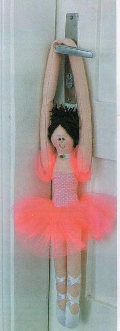 Ballerina doll pattern