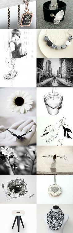 Love is a mystery...    by Michal Filmar on Etsy