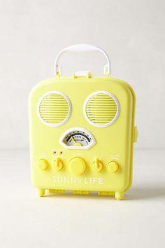 Anthropologie - Sunny Life Beach Radio