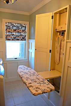 This Site Has Pre Made And Diy Plans For Ironing Board