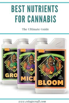 Are you a Cannabis Grower? Want to learn the best nutrients for growing Cannabis? Double your Cannabis yields by using the best nutrients for growing weed. Weed Plants, Marijuana Plants, Growing Weed, Cannabis Growing, Led Grow Lights, Grow Your Own, Hydroponics, Bloom, Natural Things