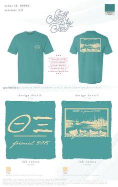 Senior year myrtle shirts...