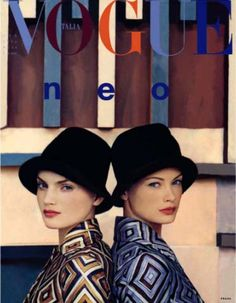 Vogue Italia, July 2013
