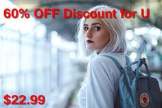 Fjallraven Kanken Backpack vmoyuio Mean Girls, Kanken Backpack, Good To Know, Dream Wedding, Workout, Reading, My Love, My Style, Funny