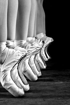 #pointe shoes