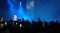 [VIDEO] New Frank Ocean track #1 live in Munich 26.06.2013  FRANK OCEAN DEBUTS THREE NEW SONGS IN GERMANY  Frank Ocean debuted three new songs in Germany. Frank kicked off hisYou're Not Deadtour in Munich, Germany where he performed several of his hits. To everyone's enjoyment, he also debuted three songs for the live audience. Whether those songs are going to be on his forthcoming sophomore album - we'll see. However, you can take a look at the footage above and below.  By Emmanuel…